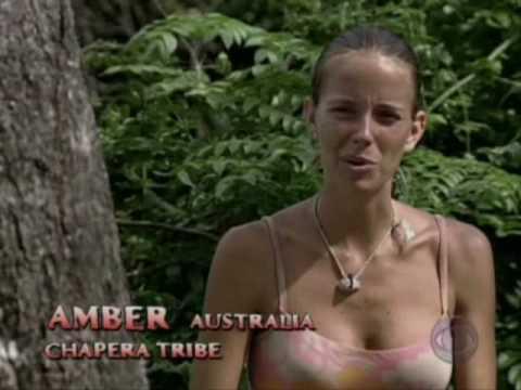 survivor amber bikini