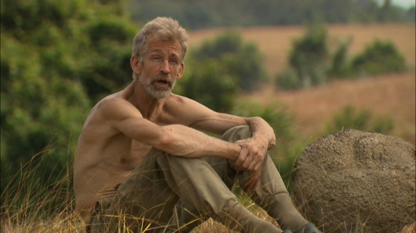 survivor bob shirtless