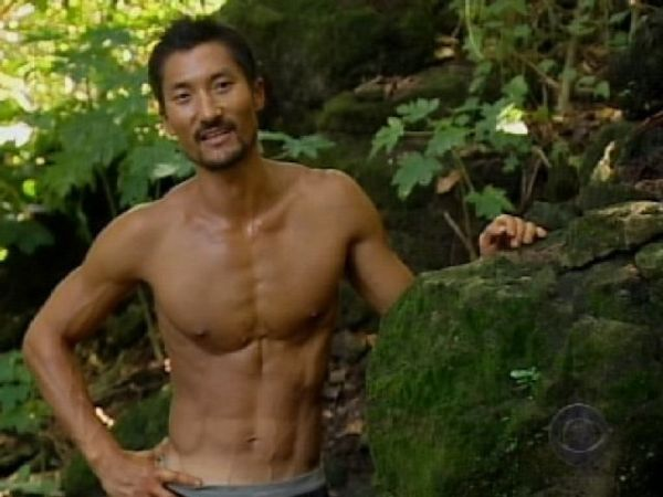 survivor yul shirtless