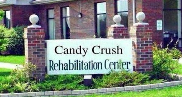 candy crush rehabilitation centre