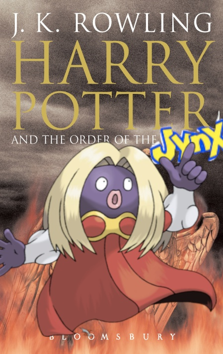harry potter and the order of the jynx