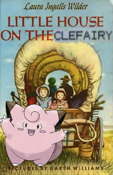 little house on the clefairy