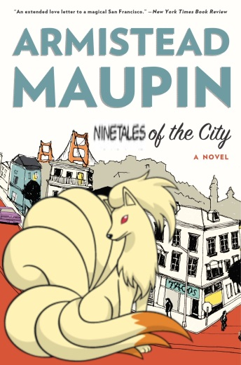 ninetales of the city