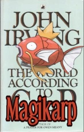the world according to magikarp