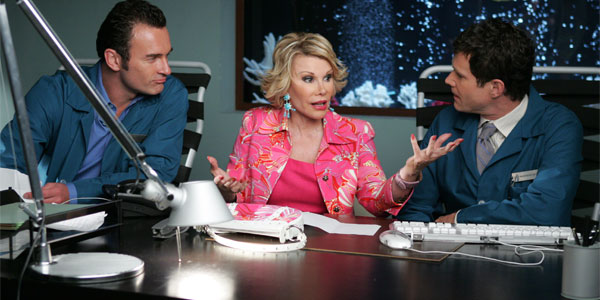 Joan Rivers Nip:Tuck