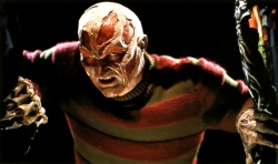 Freddy Kruger Wes Craven's New Nightmare Close Up