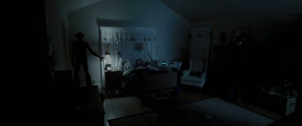 Insidious Demon Bedroom