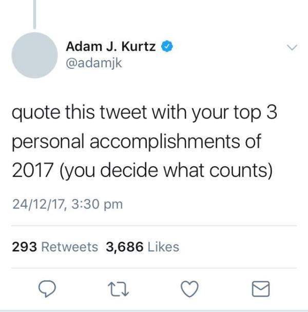 NYE Tweet 2017